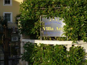Ferienwohnungen in der Villa Ana in Novigrad, Istrien
